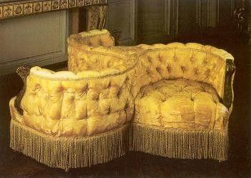 Canapé \